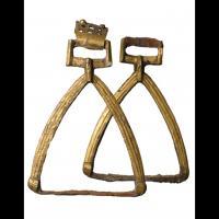 Paires d'étriers vikings - Nantes