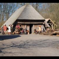 Pays bas - La ferme médiévale de Schothorst, à Amersfoort