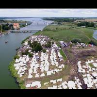 Pologne - Le Centre des Slaves et des Vikings à Wolin