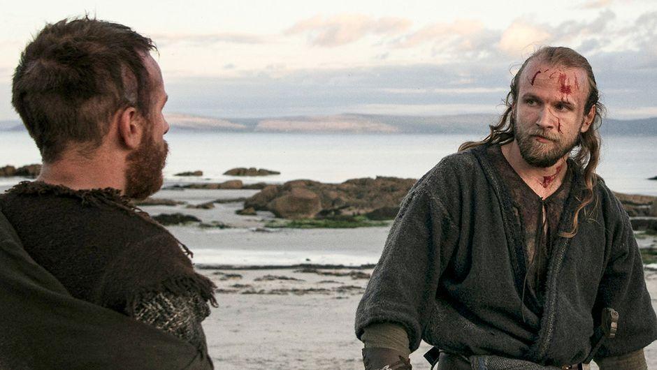 Prisonniers des vikings arte