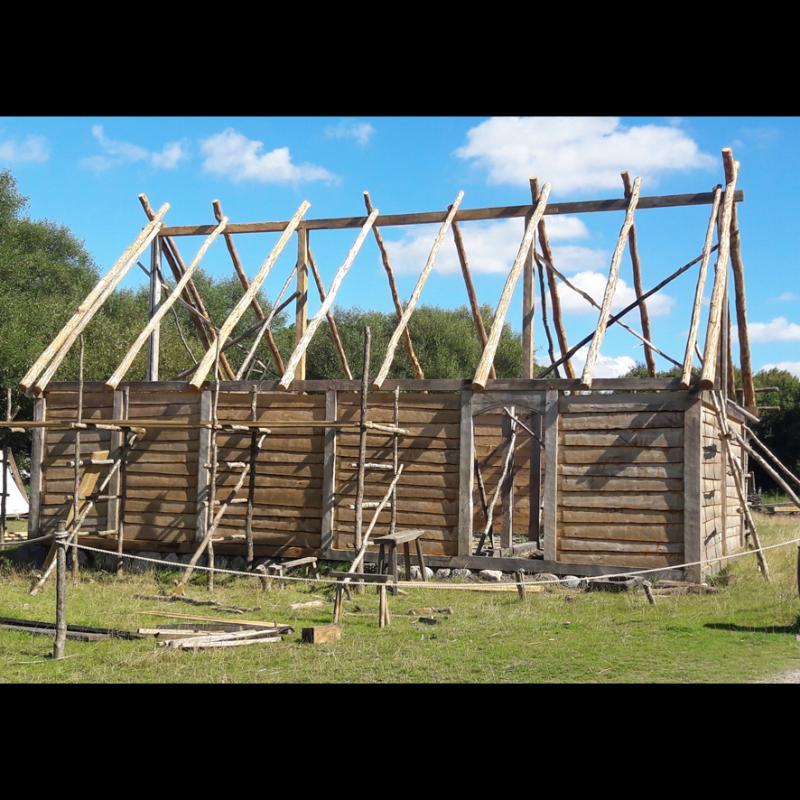 l'habitat des vikings - Materiaux Utilises Pour Construire Une Maison