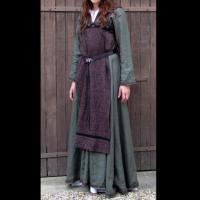 Robe viking , Atelier de Mahonaghan