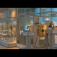 La salle 41 du British Museum à Londres, Royaume-Uni