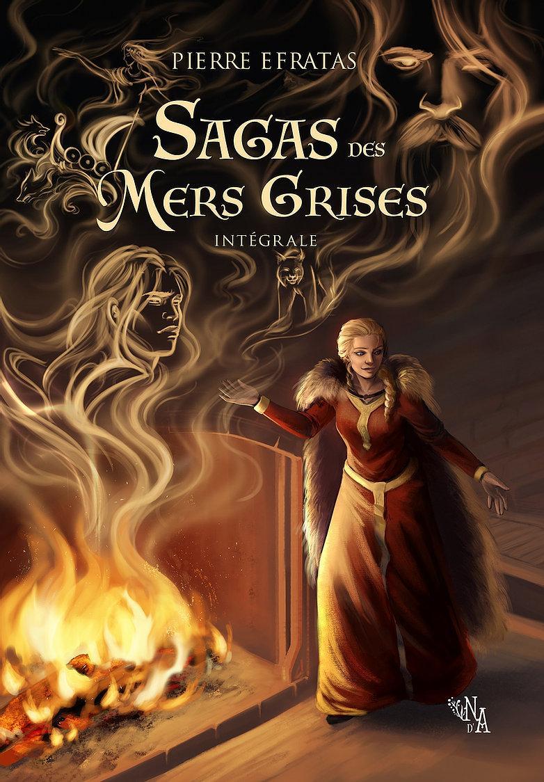 Saga des Mers grises, Integrale - Pierre Efratas