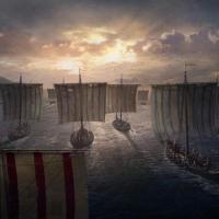 Norvège - Il était une fois l'Âge Viking...Une nouvelle étude explique pourquoi tout a commencé - Illustration: Sarel Theron Concept Art