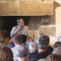 Simon Tasset, guide conférencier - Photo Abbaye de la Lucerne