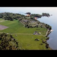 Site archéologique de Birka (Suède)