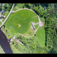 Suède - Centre Viking dans la forêt de Värmlands