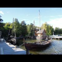 Frösaker Brygga, Suède