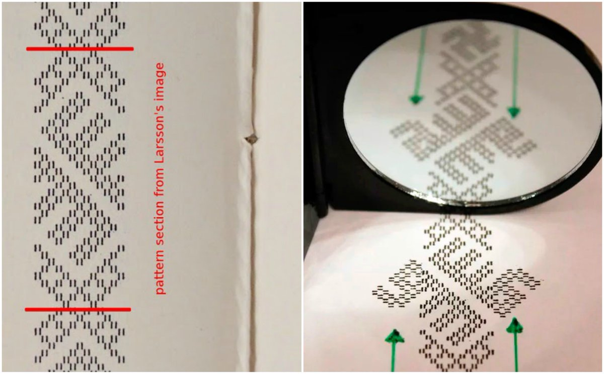 L'écriture coufique sur la tenue funéraire de l'Âge Viking contestée par une experte de l'art islamique