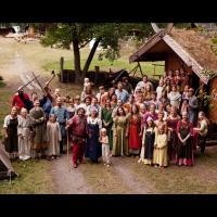Suède - Les membres de l'association Storholmen Viking - Photo: www.storholmen.org