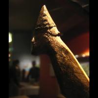Artefact viking au musée de Sigtuna, Suède