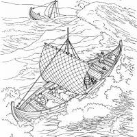 Transport de marchandises viking