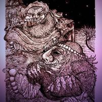 Trows - Illustration: Andrew L. Paciorek