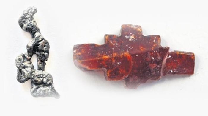 Turquie -  Un collier d'ambre viking découvert dans la ville antique de Bathonea