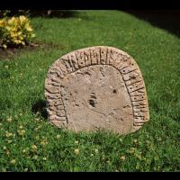 Ukraine - La pierre runique de Berezan