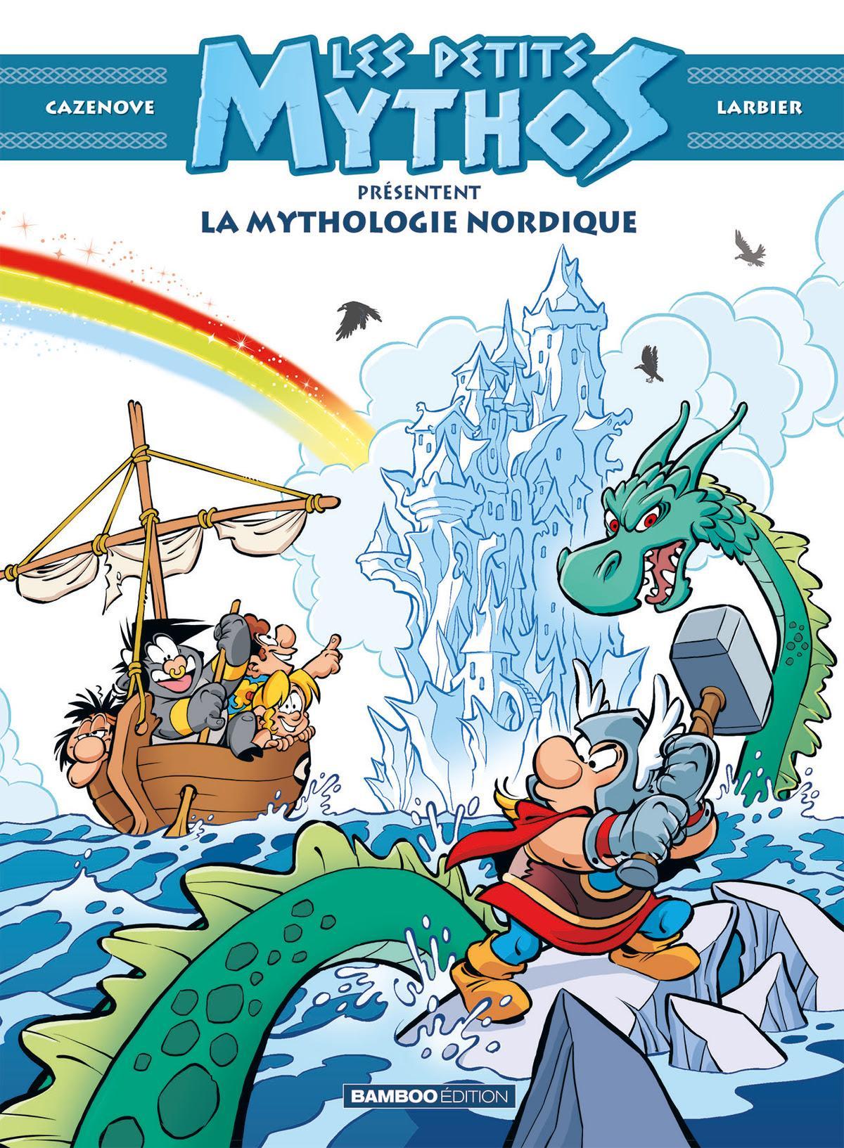 Les petits mythos présentent: La Mythologie Nordique