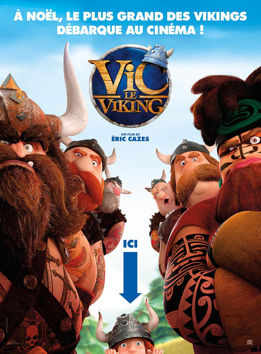 Vic le Viking, un film de Eric CAZES
