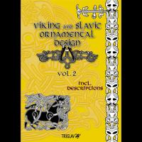 Viking and slavic ornamental design volume 2