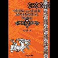 Viking and Slavic ornamental Design volume 3
