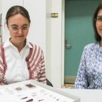 Norvège - Lukešová et Holst ont étudié plus d'une centaine de fragments de tissu